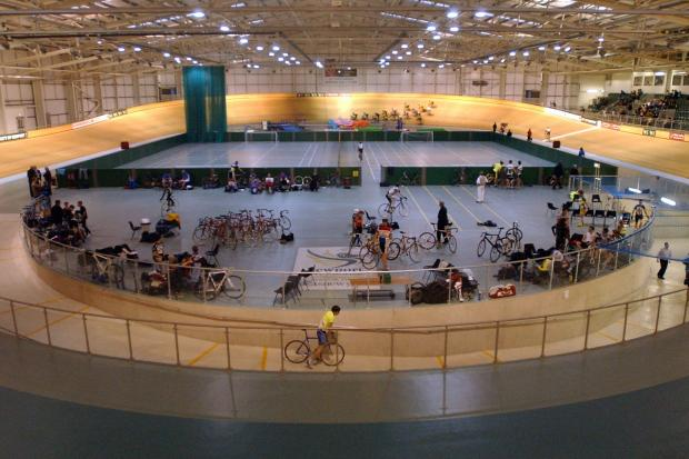 ON TRACK: Newport will host the National Youth and Junior Track Championships