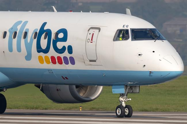 Flybe 'at risk of collapse' as emergency talks take place 'to rescue airline'