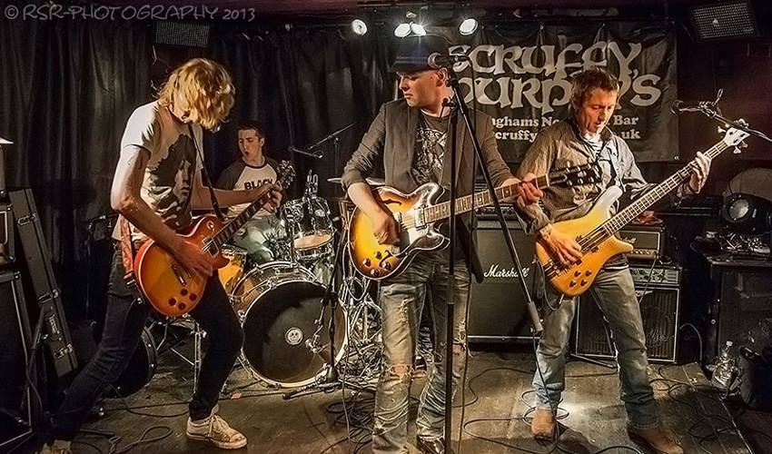 Dementia awareness festival at The Dolls House in Abertillery has massive line-up of punk and rock