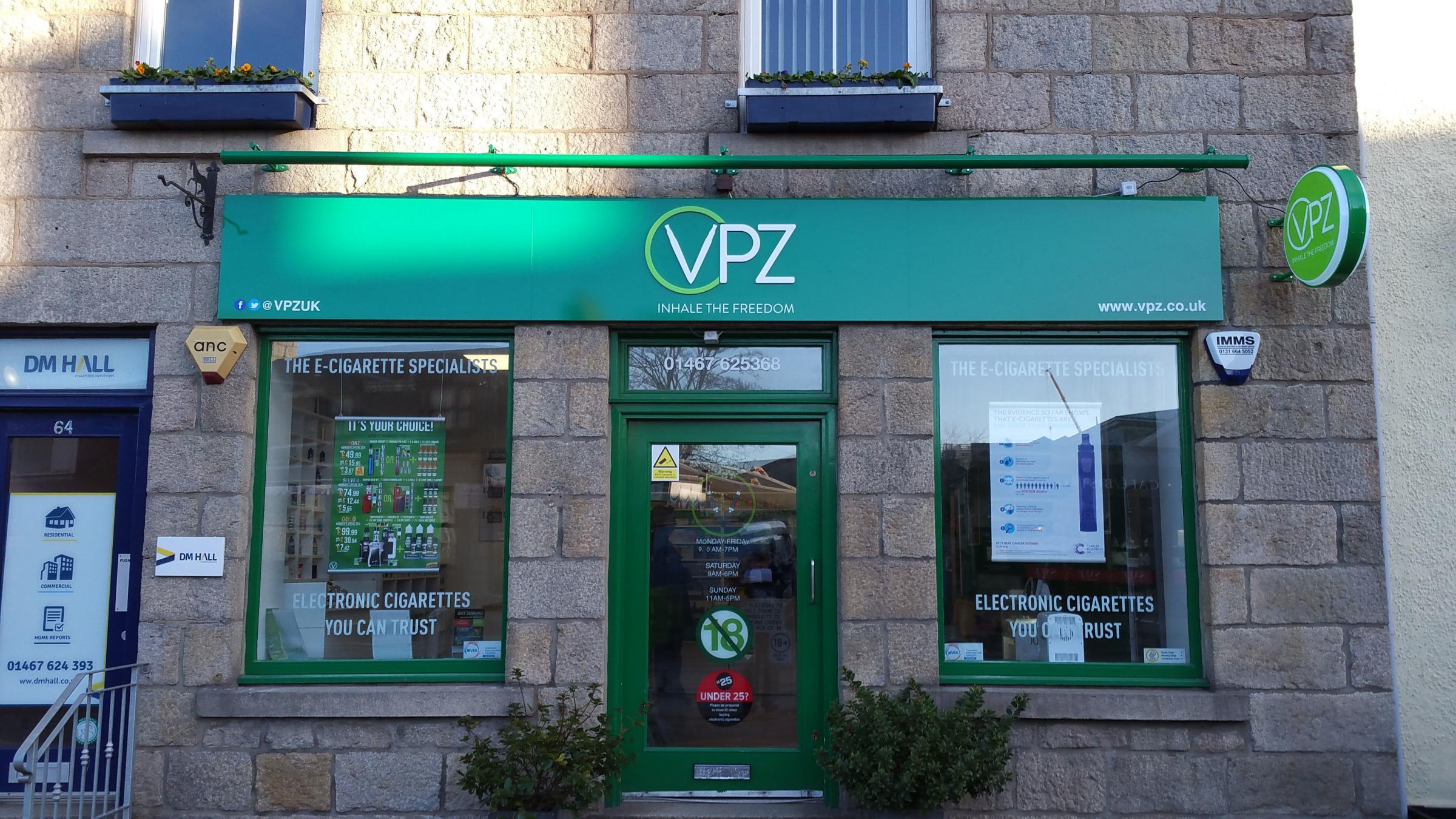 VPZ is opening four stores across South Wales in April including one in Newport