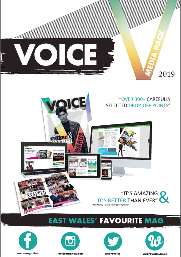 South Wales Argus: Voice Media Pack 2019