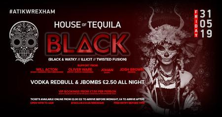 House of Tequila | BLACK
