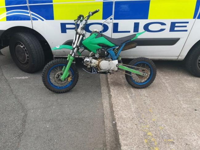Police launch Newport-wide crackdown on illegal off-road bike use