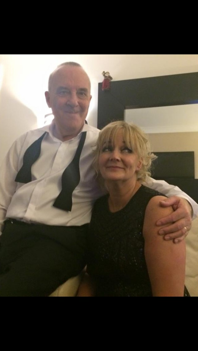 Newport parkinson's David Murray sufferer finds medical student who helped him after his medication failed on a train