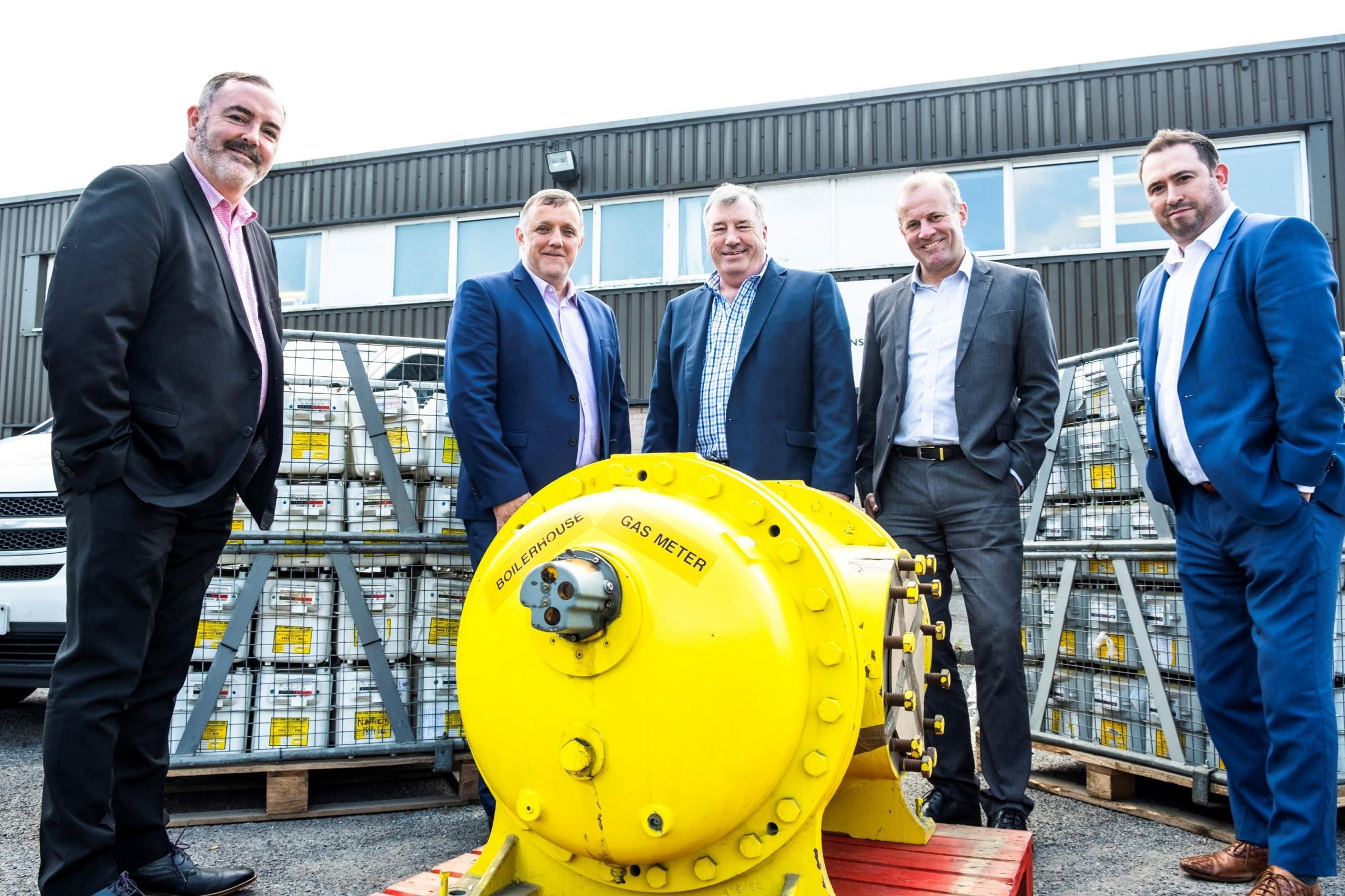 Welsh Government funding package sees 71 new jobs created at Dragon Recycling Solutions in Rhymney