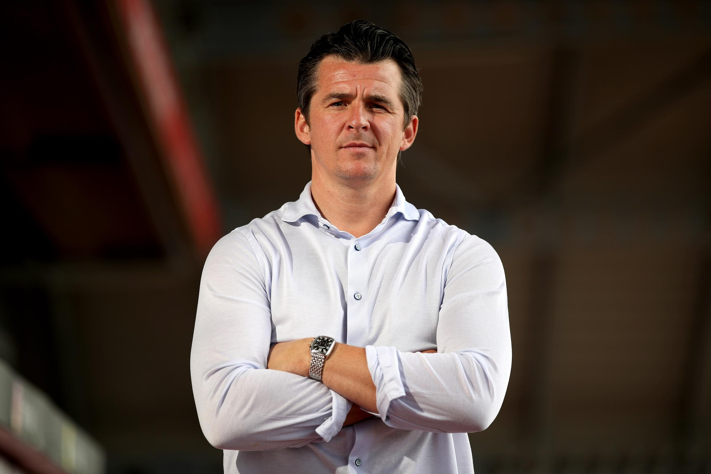 Fleetwood manager Joey Barton has denied allegations made against him