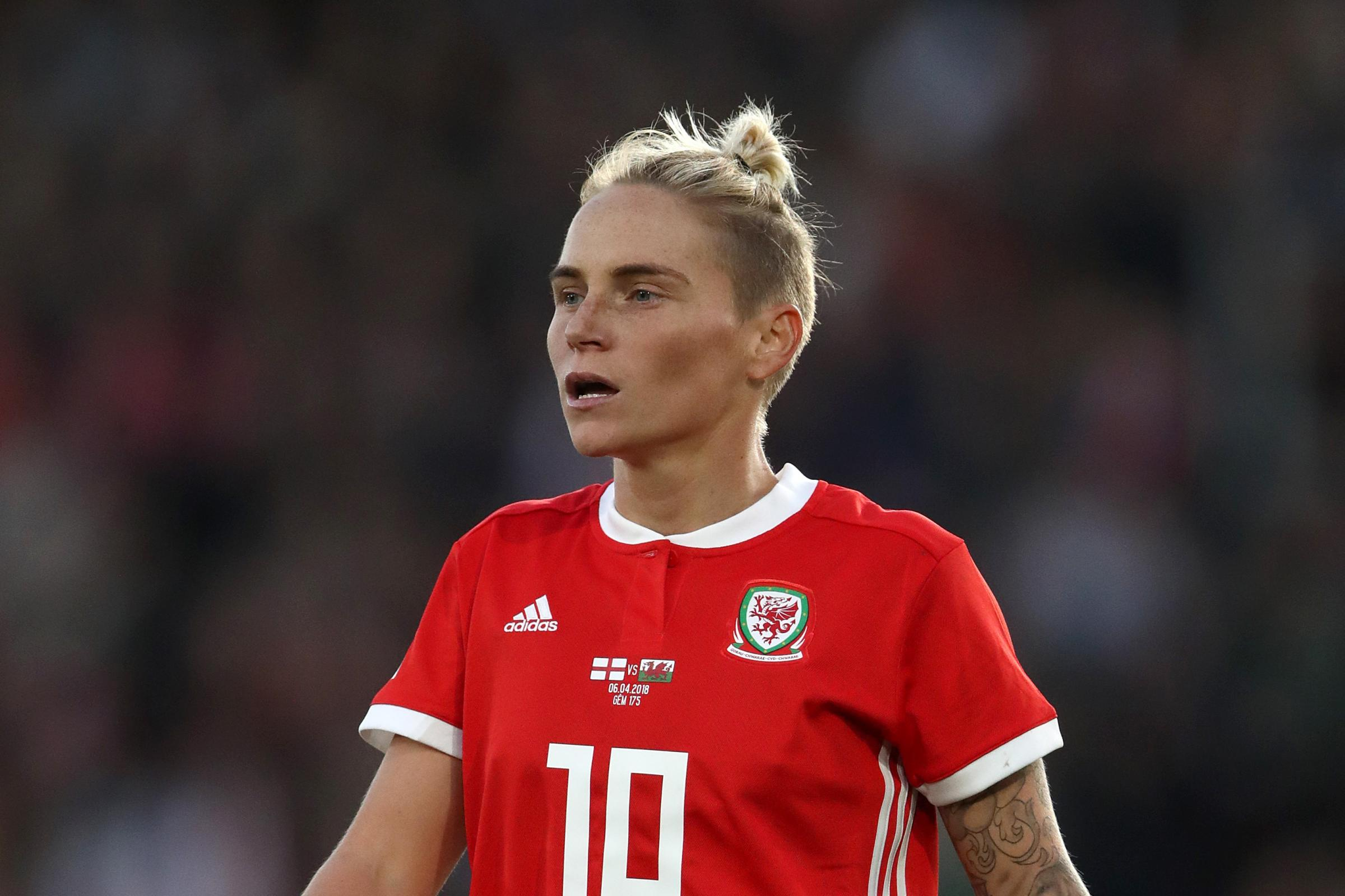 Wales' Lyon midfielder Jess Fishlock is confident the holders can end the Champions League hopes of Chelsea Women