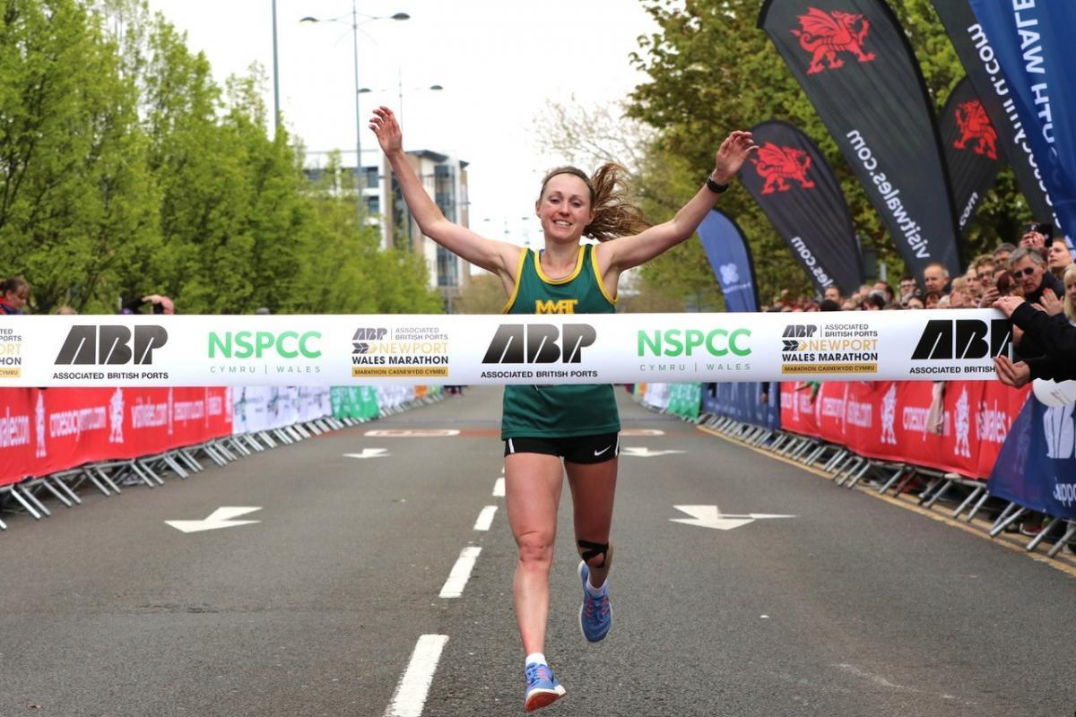 Send us you messages of support for the ABP Newport Marathon 2019