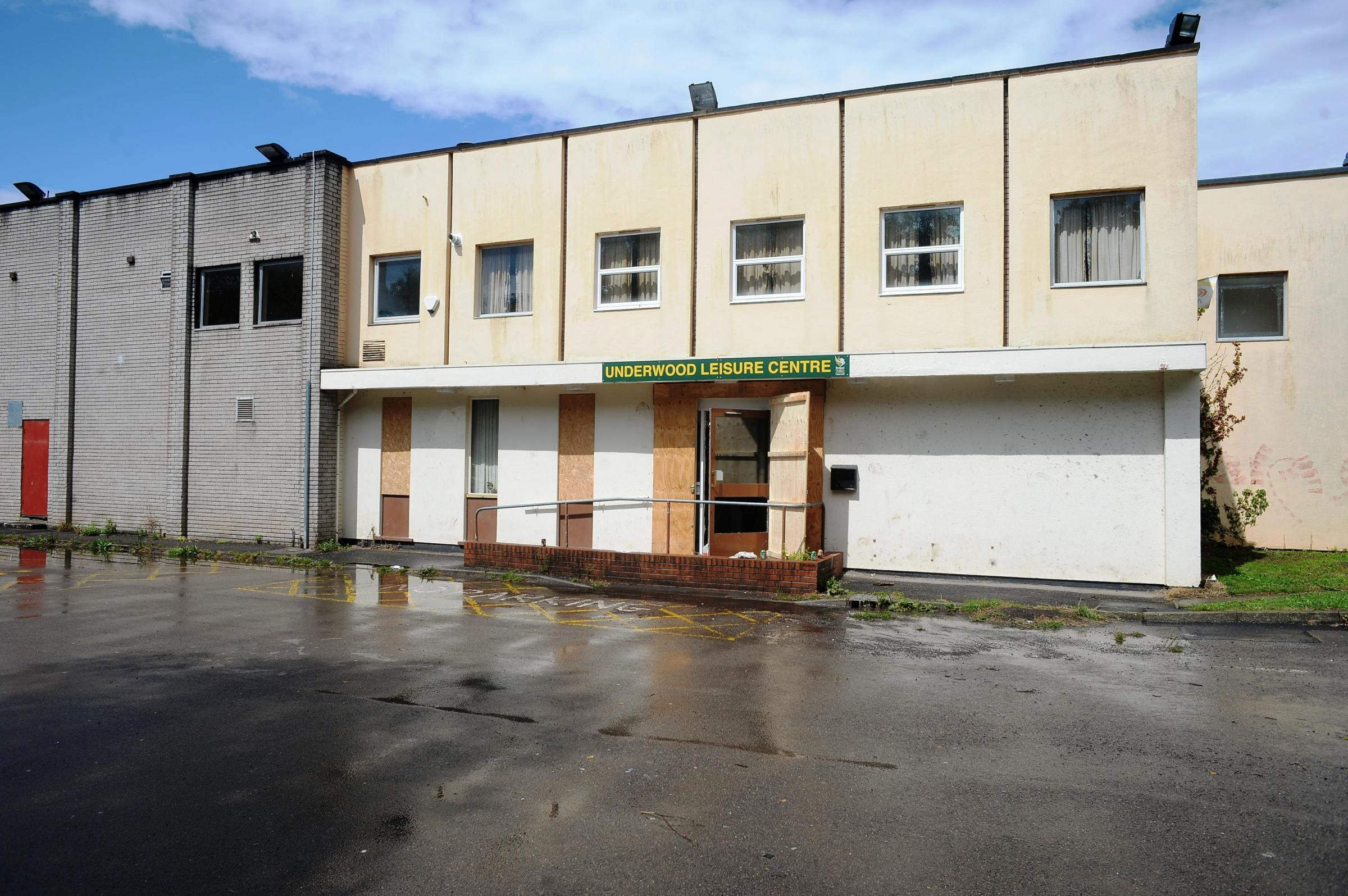 Plans to convert former leisure centre and site of £1.6m cannabis farm into community hub back on the cards - South Wales Argus