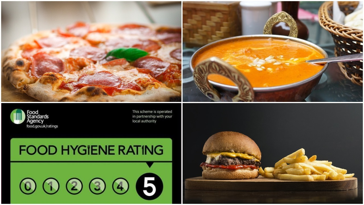 One in three Gwent takeaways have a five-star hygiene rating