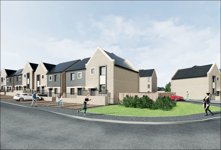 Latest phase of £30m regeneration scheme for Ringland, Newport, set to be approved by Newport City Council