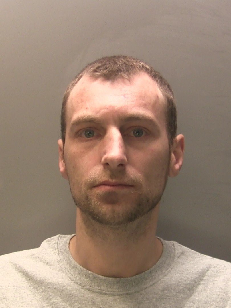 Prolific burglar Andrew Viviash who targeted Cancer Research charity shop jailed