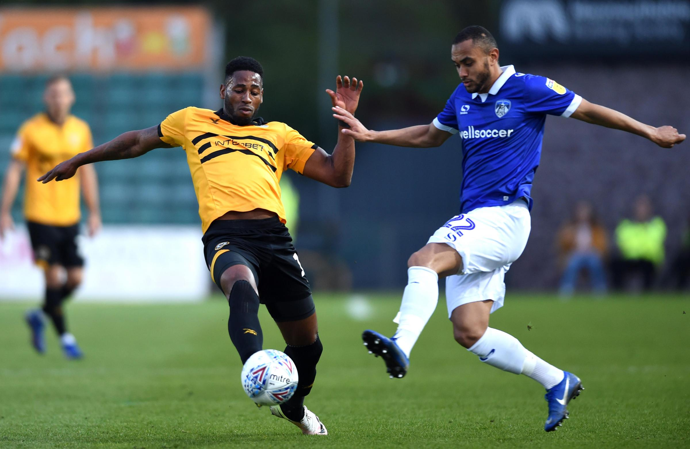 Competition: Win tickets to Newport County v Oldham Athletic - South Wales Argus