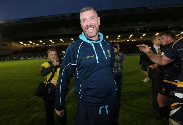 South Wales Argus: NEW BOSS: Dean Ryan is heading for Rodney Parade
