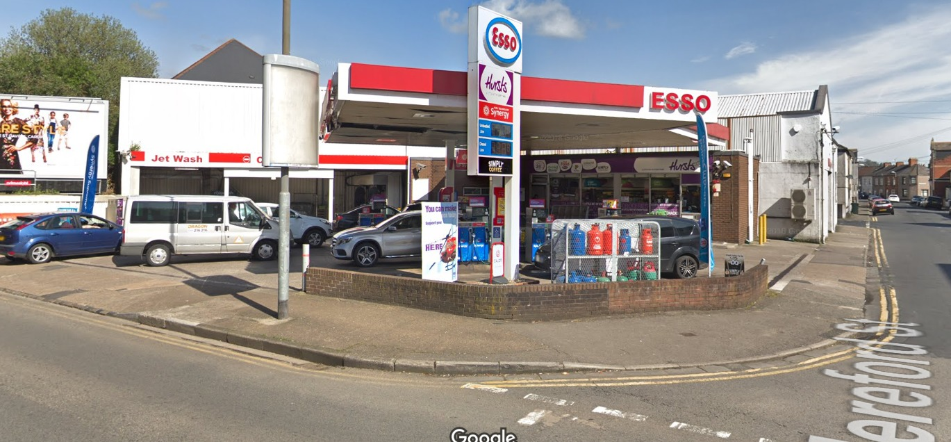 Esso petrol station in Newport applies for 24-hour alcohol licence