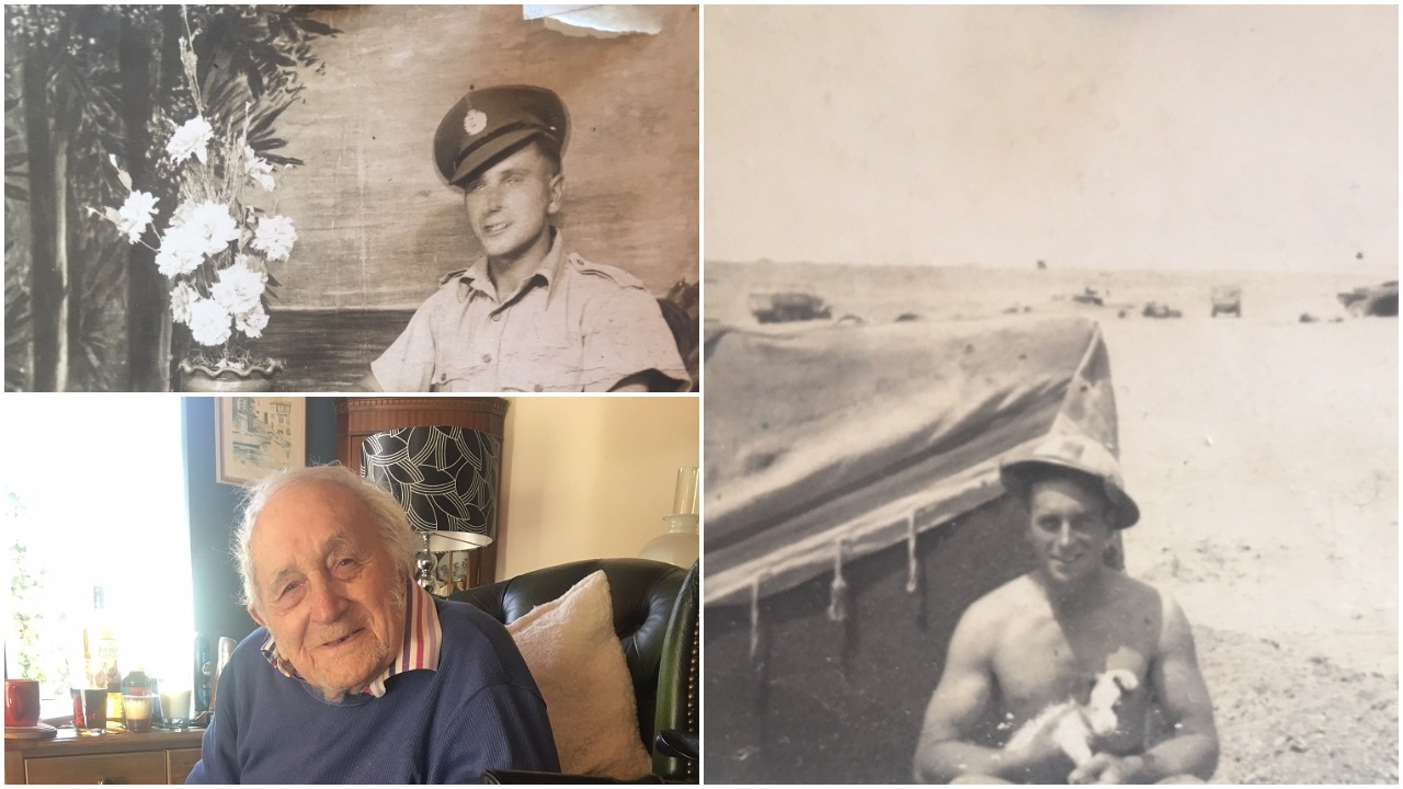 Newport POW who survived Auschwitz satellite camp remembers the horrors of war