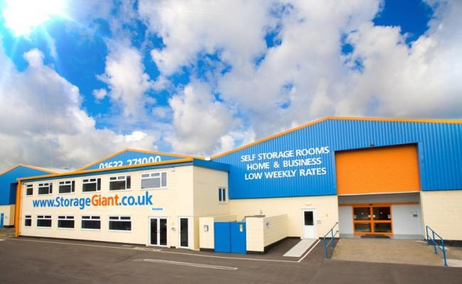 Storage Giant wins at national business awards