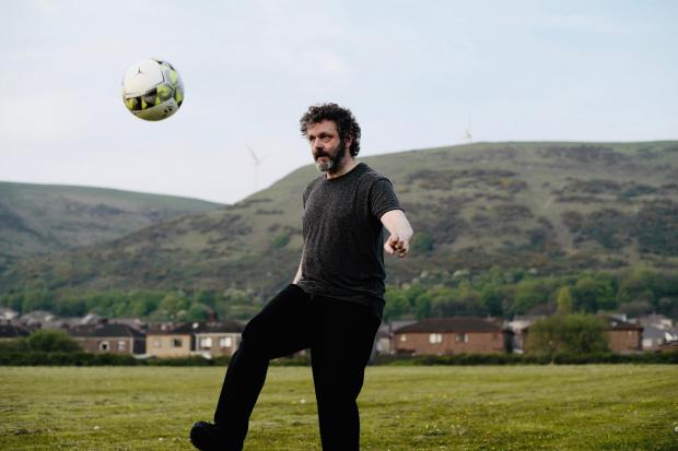 South Wales Argus: Actor Michael Sheen helped bring the 2019 Homeless World Cup to Cardiff.