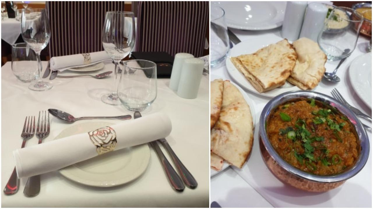 Red Fort Caerleon On Cross Street Celebrates Five Star Food