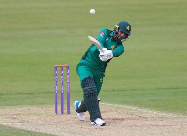 CLASS ACT: Glamorgan have signed Pakistan opener Fakhar Zaman for the start of the T20