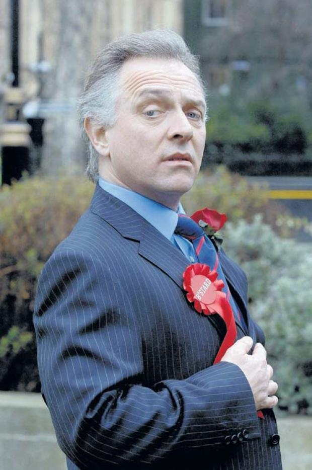 South Wales Argus: The Actor Rik Mayall has died, aged 56