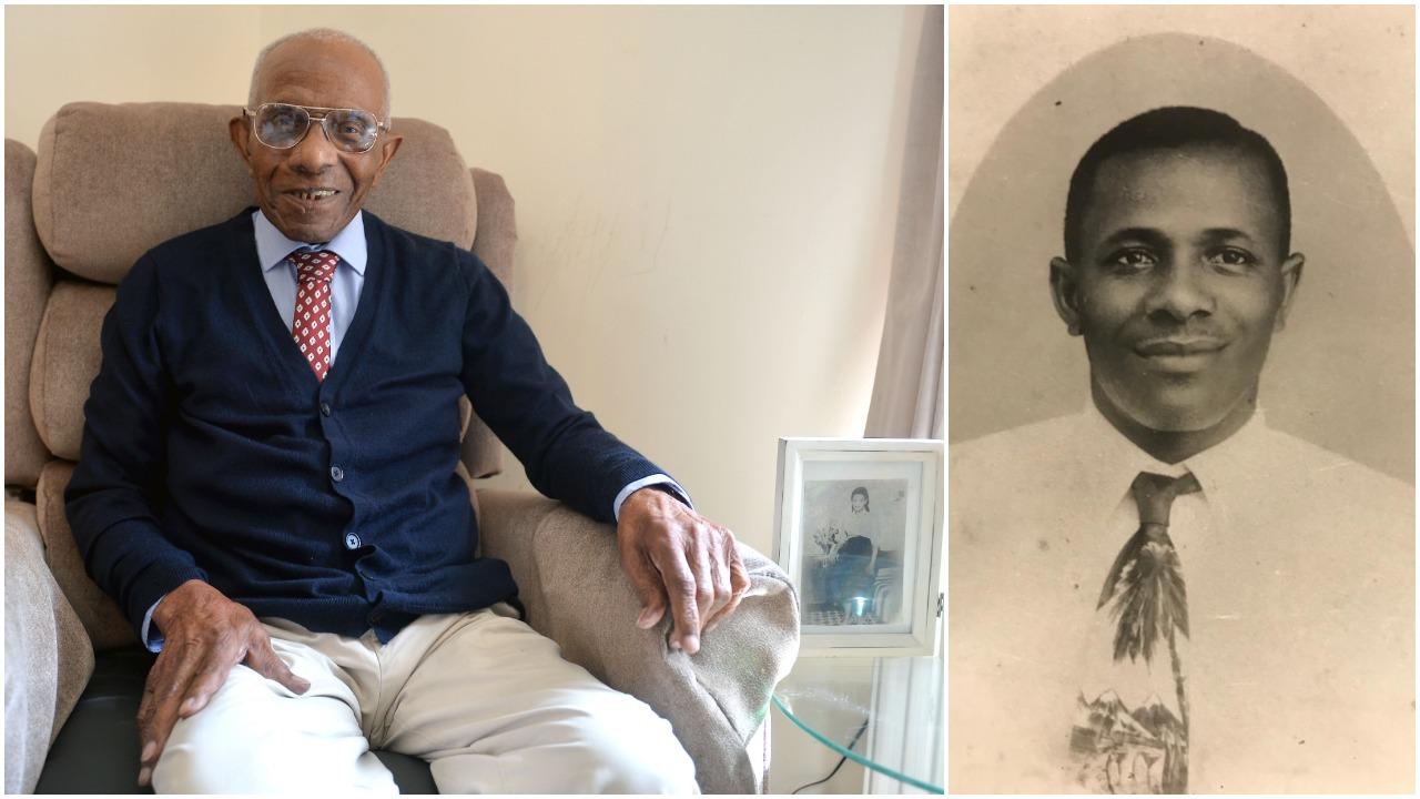 Windrush generation member who settled in Newport turns 100