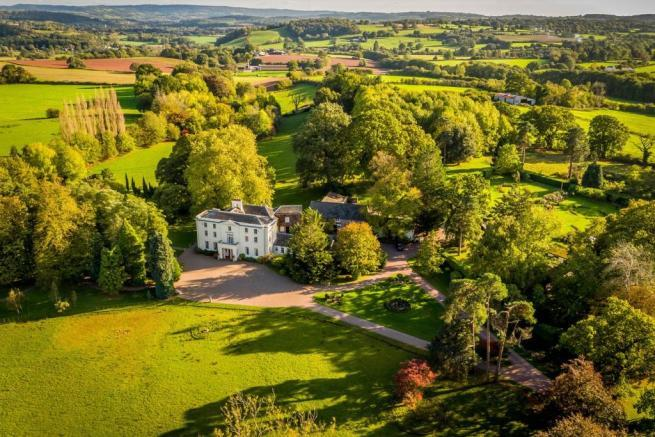 Monmouthshire mansion fit for royalty could now be yours