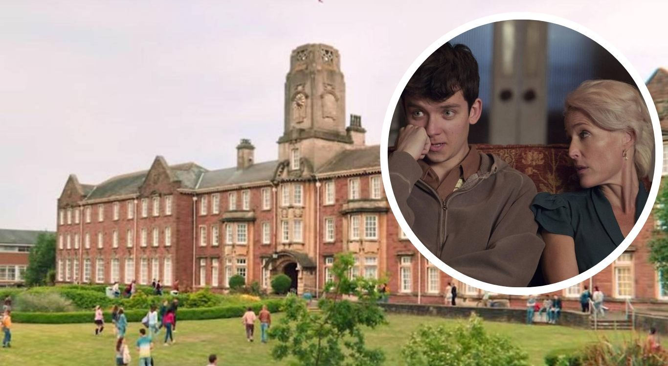 Sex Education series wants to come back to Caerleon campus - despite complaints over noise and traffic