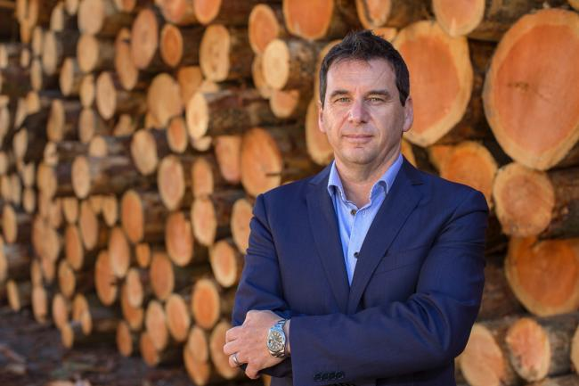 Premier Forest Group CEO and Co-founder Terry Edgell
