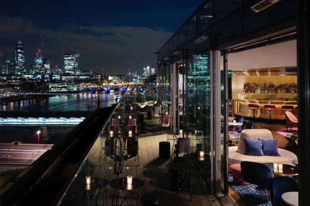 Sea Containers, London