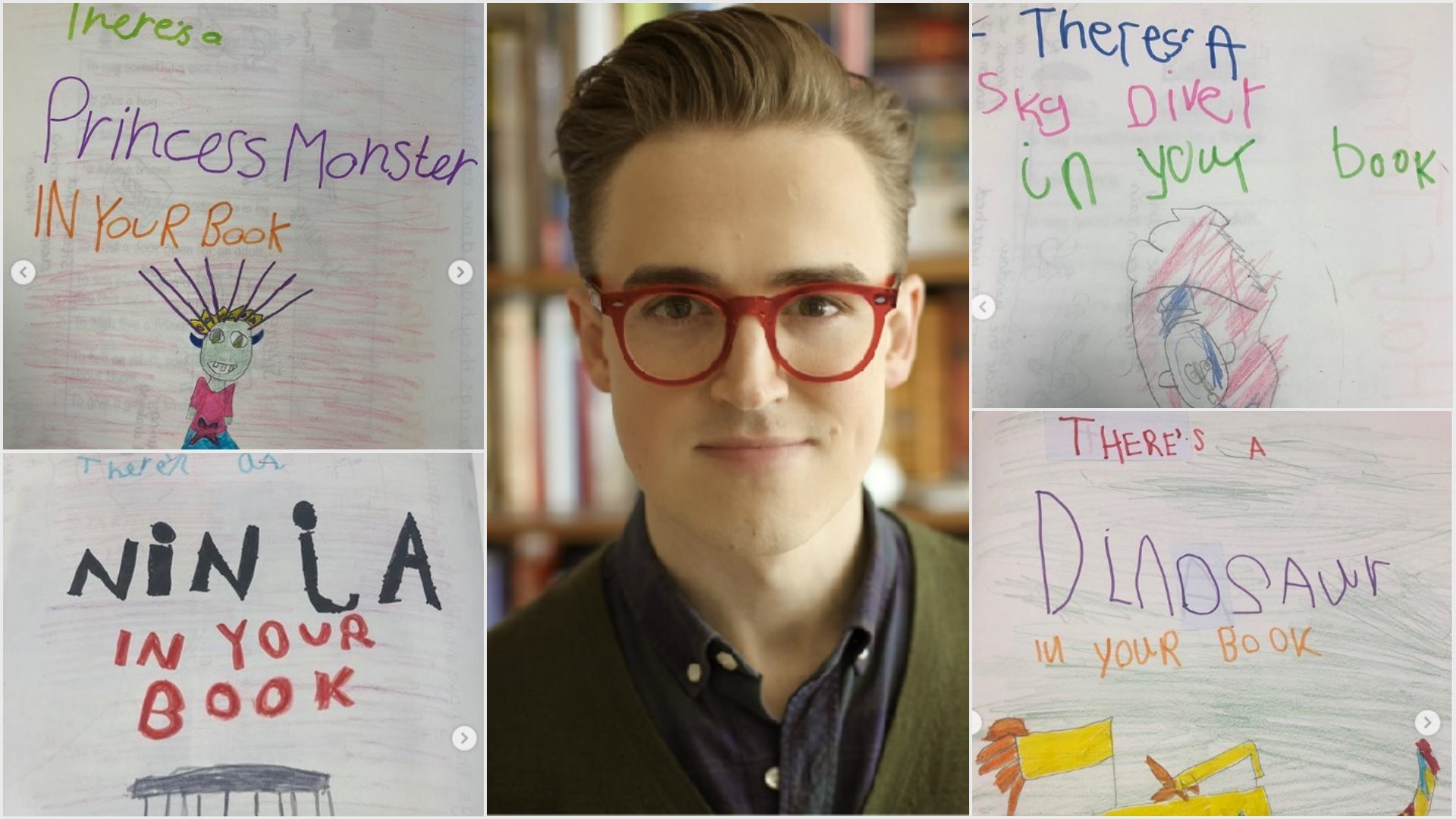 Maindee Primary School Pupils praised by author and member of McFly Tom Fletcher