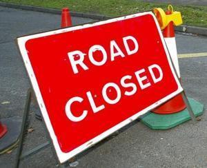 Two roads in Pontypool closed for repairs due to bad weather