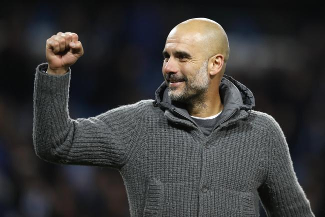 Pep Guardiola has dismissed the idea he wants to take a break from football