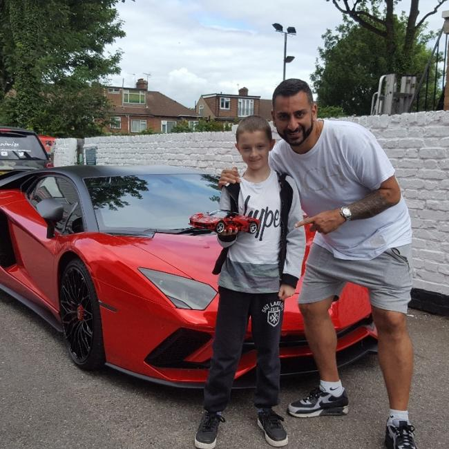 Jack the Supercar kid is one of many 'motoring royalty' lined up for Motoring at the Manor 2019