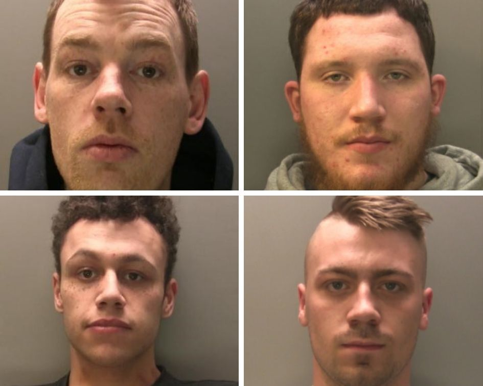 Locked up: The criminals who have been sent to prison in the last month