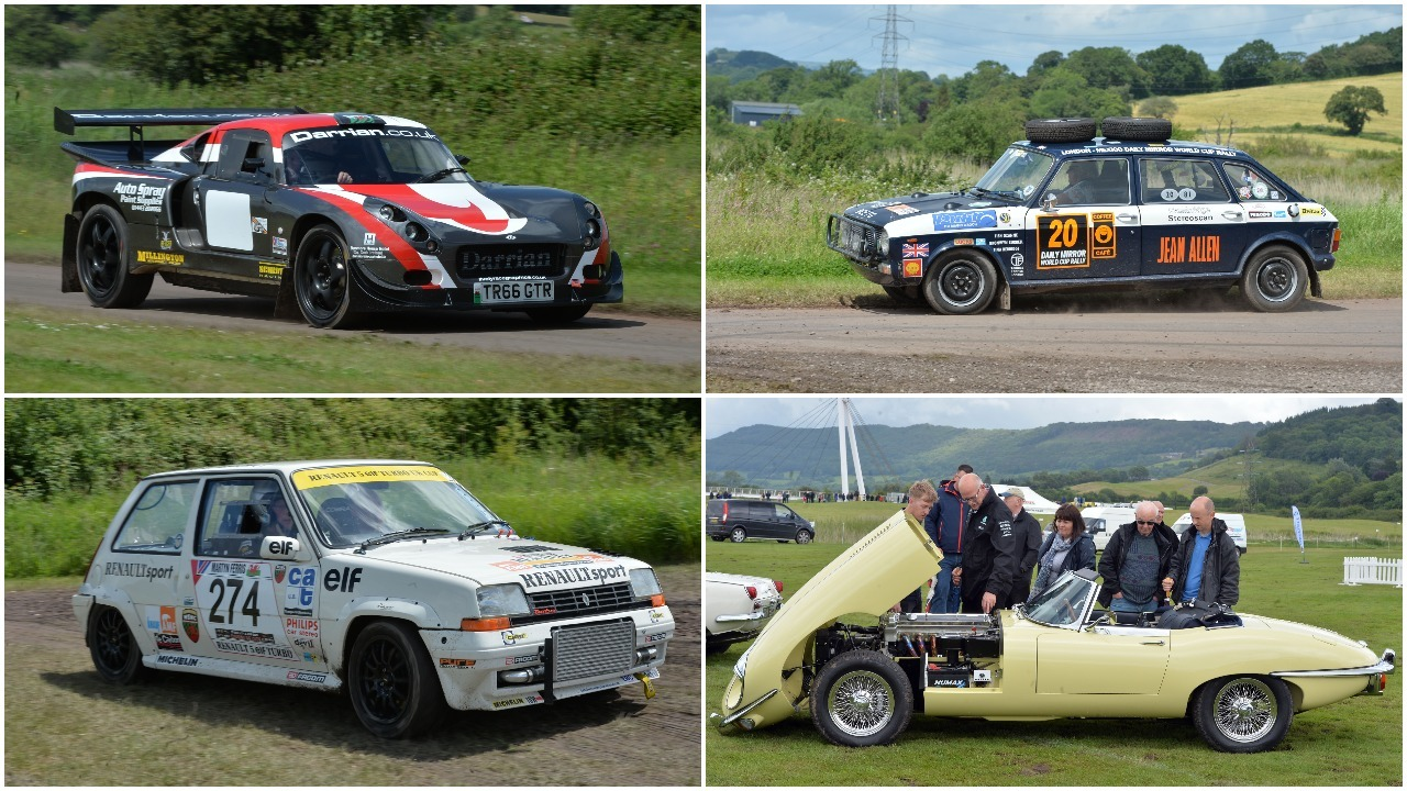 Motoring at the Manor event delights petrolheads
